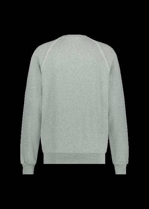 Jacob Cohen heren sweater licht grijs