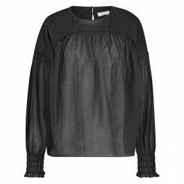 Closed dames blouse Salma black