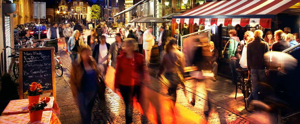 Shopping Night Haarlem